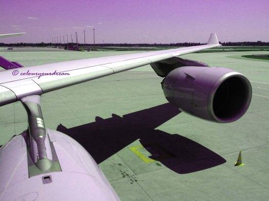 Colouryourdream Purpose Goal Dream Emotional Intelligence Plane Airport