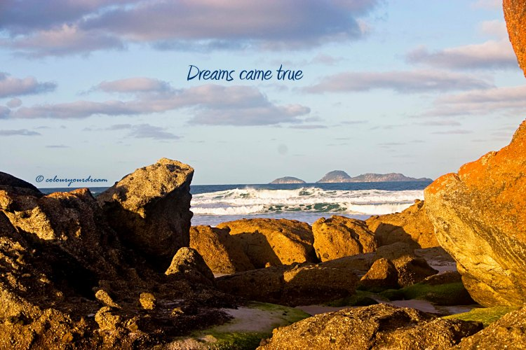 colouryourdream purpose dream goal landscape photography